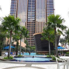 Отель Kl Bukit Bintang Suites At Times Square Малайзия, Куала-Лумпур - отзывы, цены и фото номеров - забронировать отель Kl Bukit Bintang Suites At Times Square онлайн фото 4