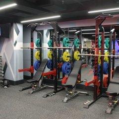 Гостиница Менора фитнесс-зал фото 3