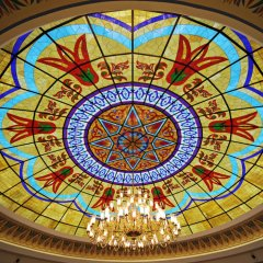 Отель Pullman Baku Азербайджан, Баку - 6 отзывов об отеле, цены и фото номеров - забронировать отель Pullman Baku онлайн интерьер отеля фото 3
