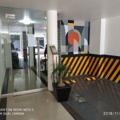 Отель Grupo Kings Suites Alfredo De Musset Мехико фитнесс-зал