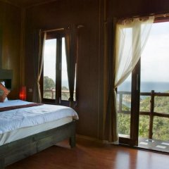 Отель Koh Tao Seaview Resort Таиланд, Остров Тау - отзывы, цены и фото номеров - забронировать отель Koh Tao Seaview Resort онлайн комната для гостей фото 2