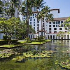 Отель The Sukhothai Bangkok Таиланд, Бангкок - 1 отзыв об отеле, цены и фото номеров - забронировать отель The Sukhothai Bangkok онлайн приотельная территория