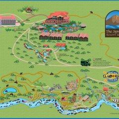 Отель The Springs Resort and Spa at Arenal городской автобус