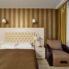 Hotel Lampa Казань комната для гостей фото 3