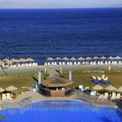 Отель KAIRABA Bodrum Princess & Spa пляж фото 2