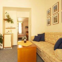 Отель Vysehrad Чехия, Прага - отзывы, цены и фото номеров - забронировать отель Vysehrad онлайн комната для гостей фото 4