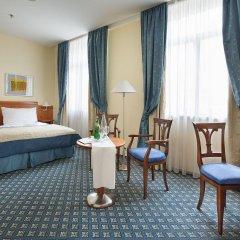 Отель Ramada by Wyndham Prague City Centre комната для гостей