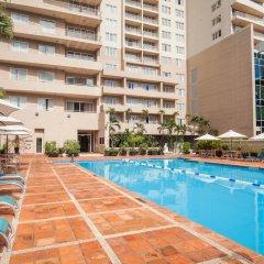 Отель Somerset Chancellor Court Ho Chi Minh City бассейн фото 2