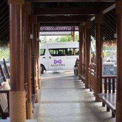 Отель Anantaya Resort and Spa Passikudah парковка