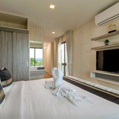 Отель Splendid Sea View Resort пляж Ката комната для гостей фото 3