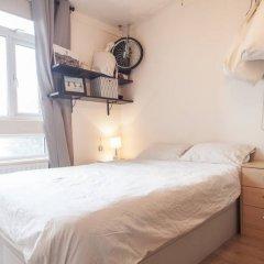 Апартаменты 1 Bedroom Apartment in Shoreditch комната для гостей фото 2