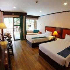 Отель Baumanburi Таиланд, Карон-Бич - 4 отзыва об отеле, цены и фото номеров - забронировать отель Baumanburi онлайн комната для гостей
