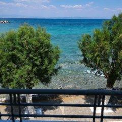 Отель Nontas Hotel Греция, Агистри - отзывы, цены и фото номеров - забронировать отель Nontas Hotel онлайн балкон