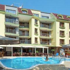 Отель Mariner's Hotel Болгария, Солнечный берег - отзывы, цены и фото номеров - забронировать отель Mariner's Hotel онлайн бассейн