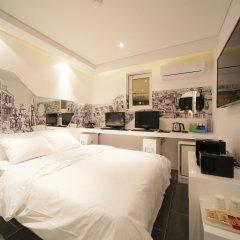 Отель 2 Heaven Jongno Южная Корея, Сеул - отзывы, цены и фото номеров - забронировать отель 2 Heaven Jongno онлайн комната для гостей