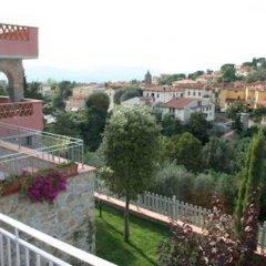 Отель La Terrazza di Reggello Реггелло балкон