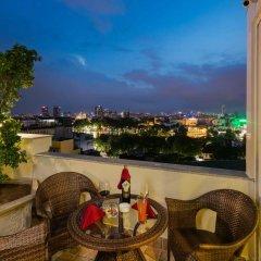 Отель Silk Queen Grand Hotel Вьетнам, Ханой - отзывы, цены и фото номеров - забронировать отель Silk Queen Grand Hotel онлайн питание фото 3