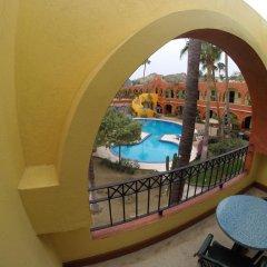 Отель Mar de Cortez Мексика, Кабо-Сан-Лукас - отзывы, цены и фото номеров - забронировать отель Mar de Cortez онлайн балкон