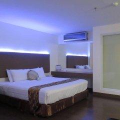 Отель The Ritz Hotel at Garden Oases Филиппины, Давао - отзывы, цены и фото номеров - забронировать отель The Ritz Hotel at Garden Oases онлайн комната для гостей фото 5