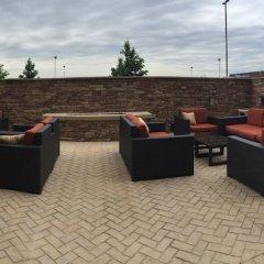 Отель Fairfield Inn & Suites by Marriott Columbus Airport США, Колумбус - отзывы, цены и фото номеров - забронировать отель Fairfield Inn & Suites by Marriott Columbus Airport онлайн фото 3
