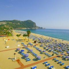 Gardenia Hotel Аланья пляж фото 2