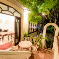 Отель Muhsin Villa Шри-Ланка, Галле - отзывы, цены и фото номеров - забронировать отель Muhsin Villa онлайн балкон