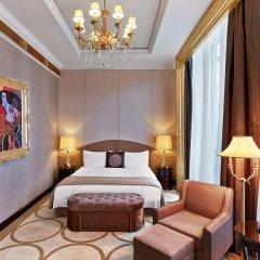 Гостиница The St. Regis Moscow Nikolskaya комната для гостей