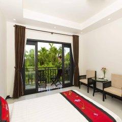 Отель Hoi An Hideaway Villa комната для гостей фото 2