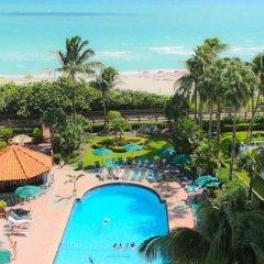 Lexington Hotel - Miami Beach балкон