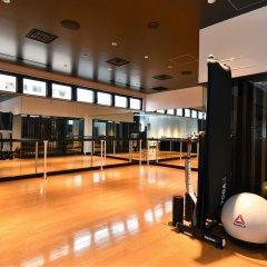 Отель Royal Park Hotel Япония, Токио - отзывы, цены и фото номеров - забронировать отель Royal Park Hotel онлайн фитнесс-зал