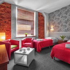 Отель Aparts Bed & Breakfast Польша, Лодзь - отзывы, цены и фото номеров - забронировать отель Aparts Bed & Breakfast онлайн комната для гостей фото 5
