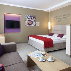 Das Capri. Ihr Wiener Hotel комната для гостей