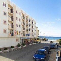 Отель Complejo Formentera I -Ii парковка