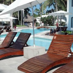 Отель Ramada Resort Mazatlan бассейн фото 2