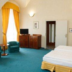 Отель Adalbert Ecohotel Чехия, Прага - 3 отзыва об отеле, цены и фото номеров - забронировать отель Adalbert Ecohotel онлайн комната для гостей фото 2