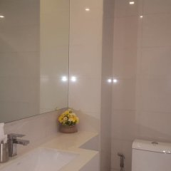Отель City Center Residence by Pattaya Holiday Паттайя ванная