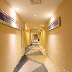 Отель City Comfort Inn Jiangmen Xinhui Xiangshan Park интерьер отеля