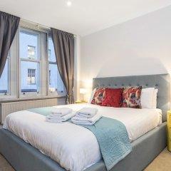 Отель Club Living - Baker Street Apartments Великобритания, Лондон - отзывы, цены и фото номеров - забронировать отель Club Living - Baker Street Apartments онлайн комната для гостей фото 2