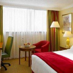 Glasgow Marriott Hotel комната для гостей фото 5