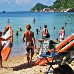 Отель Sairee Hut Resort Таиланд, Остров Тау - отзывы, цены и фото номеров - забронировать отель Sairee Hut Resort онлайн фитнесс-зал фото 2