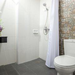 Asia Express Hotel ванная