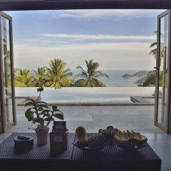Отель Perfect View Pool Villa Таиланд, Остров Тау - отзывы, цены и фото номеров - забронировать отель Perfect View Pool Villa онлайн балкон