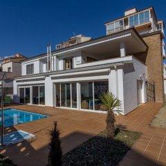 Отель Agi las Acacias Испания, Курорт Росес - отзывы, цены и фото номеров - забронировать отель Agi las Acacias онлайн вид на фасад