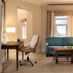Отель Fairmont Chateau Laurier Канада, Оттава - отзывы, цены и фото номеров - забронировать отель Fairmont Chateau Laurier онлайн комната для гостей фото 2