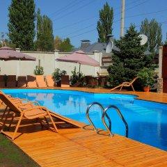 Отель Байхан Бишкек бассейн фото 3