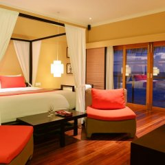 Отель Adaaran Prestige Ocean Villas Мальдивы, Атолл Каафу - отзывы, цены и фото номеров - забронировать отель Adaaran Prestige Ocean Villas онлайн комната для гостей фото 5