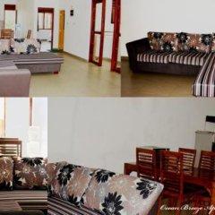 Апартаменты Ocean Breeze Apartment Colombo Номер Делюкс с различными типами кроватей фото 14