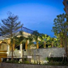 Grand Scenaria Hotel Pattaya парковка