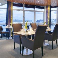 Отель Scandic Ålesund Норвегия, Олесунн - 1 отзыв об отеле, цены и фото номеров - забронировать отель Scandic Ålesund онлайн питание фото 3