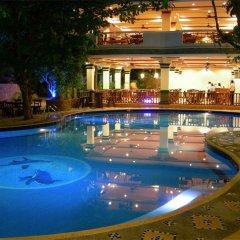 Отель Grand Boracay Resort Филиппины, остров Боракай - отзывы, цены и фото номеров - забронировать отель Grand Boracay Resort онлайн бассейн фото 3